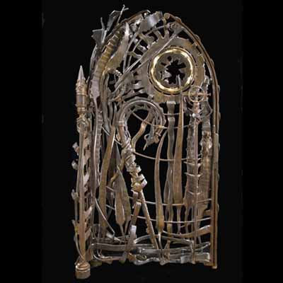 Albert Paley Sculptor Gates